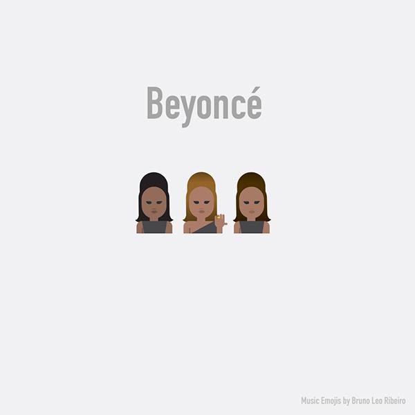 Emojis de Beyoncé.