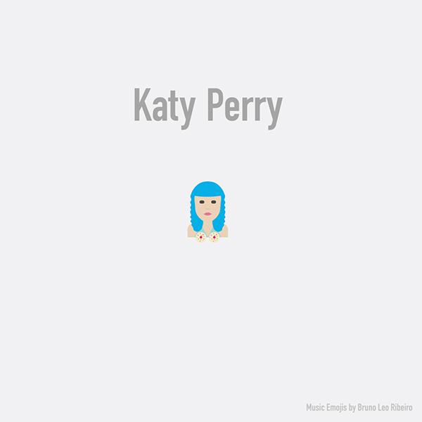 Emoji de Katy Perry.