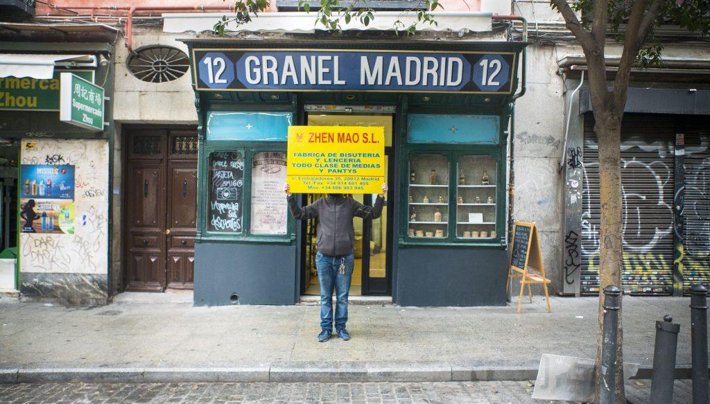 Los negocios que desaparecen en La Latina protagonizan 'Formas de olvidar'.