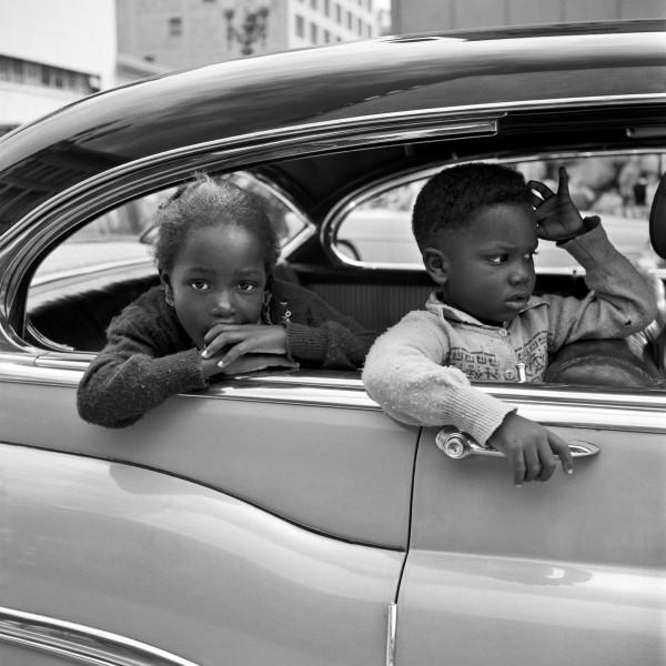 Fotografía de Vivian Maier.