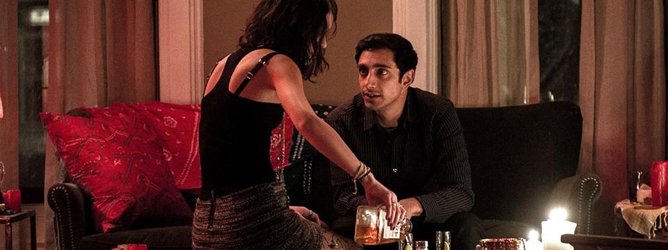 Fotograma de 'The night of'.
