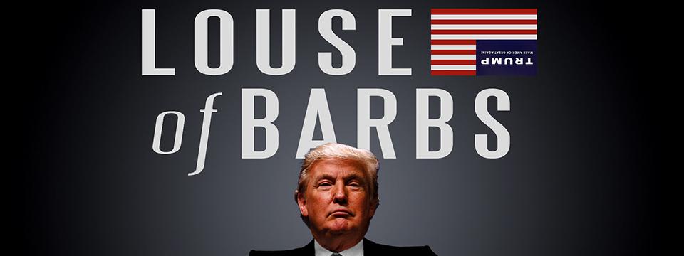 Donald Trump, en un fotomontaje de DonkeyHotey.