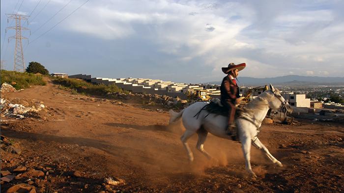 Fotograma de 'El charro de Toluquilla'.