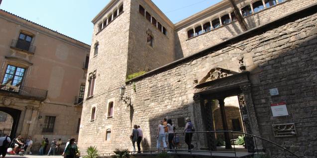 Archivo histótico de Barcelona.