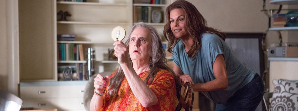 Fotograma de la serie de Amazon 'Transparent'.