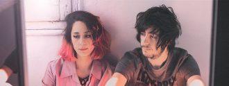 Víctor Cabezuelo y Julia Martín-Maestro, de Rufus T. Firefly.