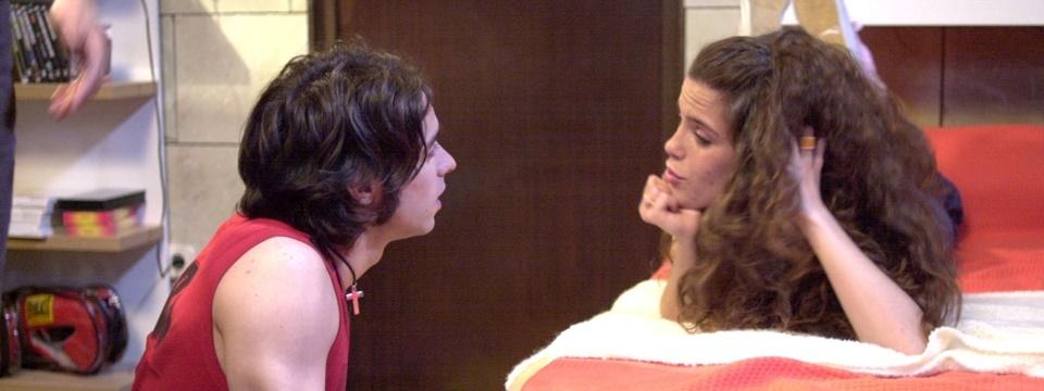 Fotograma de 'Mis adorables vecinos' con Nuria Gago.