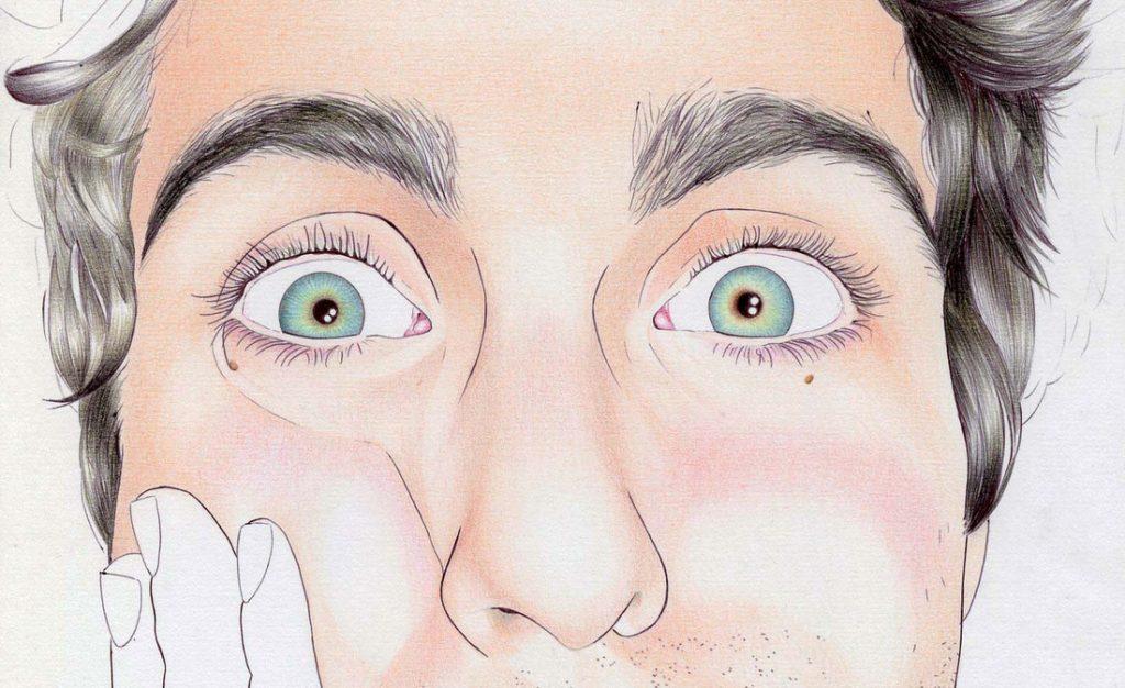 Obra de Elena G. Navarrete - Pastelena para la pasada edición de SUSPENDed1.
