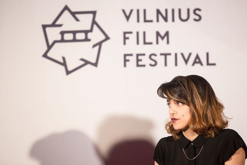 Hadas Ben Aroya en Vilnius Film Festival.