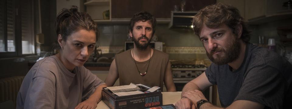 'Fe de erratas' está disponible en Netflix.