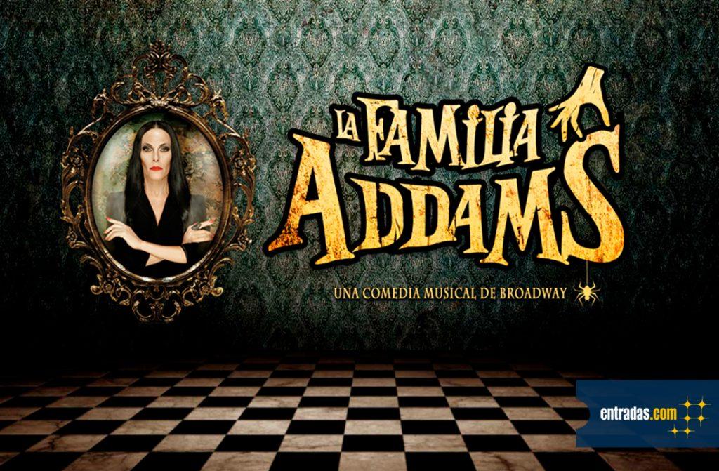 Ha llegado el musical de La Familia Addams.
