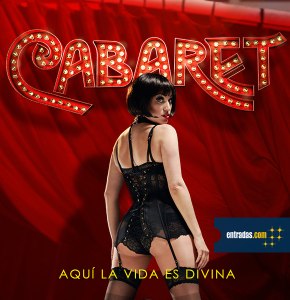 Cartel de Cabaret.