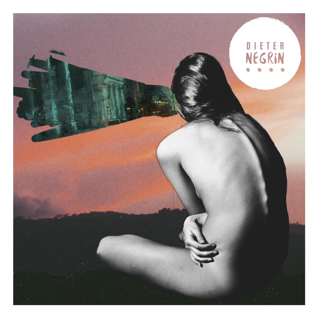 Portada del EP de Dieter Negrín.