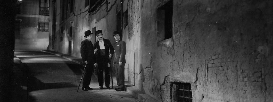 La torre de los siete jorobados (Edgar Neville, 1944).