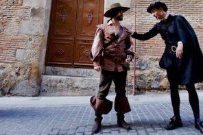 Letras y Espadas, o cómo vivir un clásico en pleno Barrio de las Letras