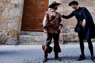 Rutas teatralizadas - Letras y Espadas - Lope de Vega