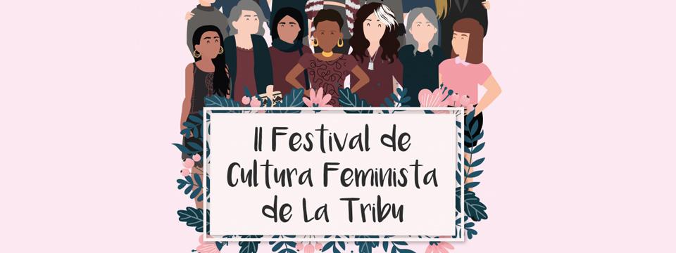 portada festival cultura feminista tribu