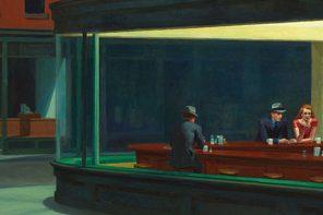 Hopper a la portada, ¿Dicker a la letra?