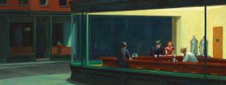 Las portadas de Hopper.