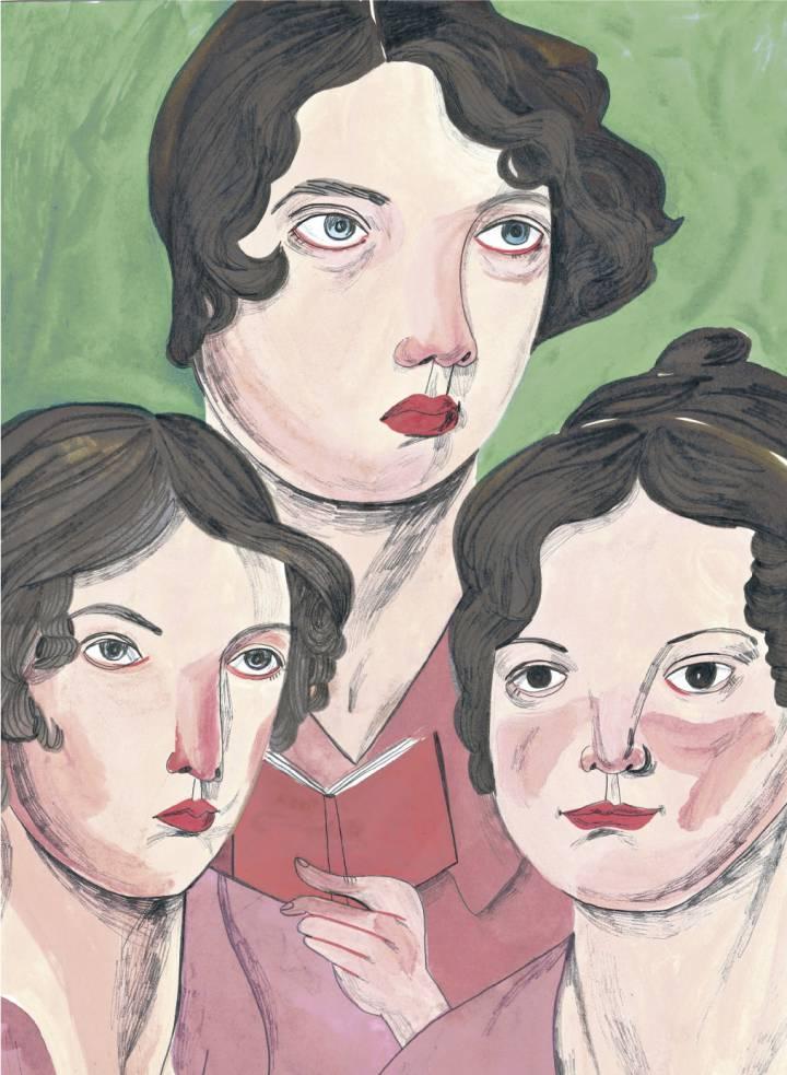 Las hermanas por María Herreros.