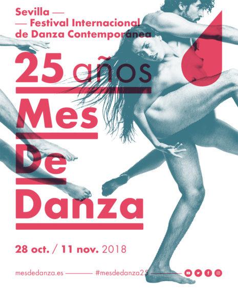 mes de danza cartel