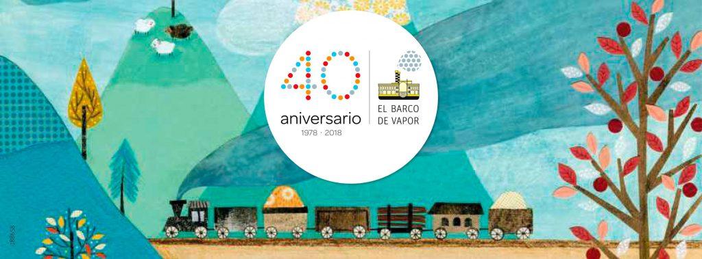 aniversario barco de vapor