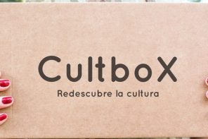 Unboxing de Cultbox, la caja de cultura independiente