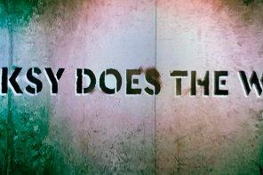 Banksy nos hace preguntas en Madrid