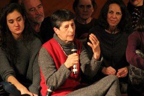 """Esther Ferrer: """"En la performance dejas un vacío para que la gente lo rellene como quiera"""""""