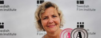 Anna Serner es la directora del Swedish Film Institute.