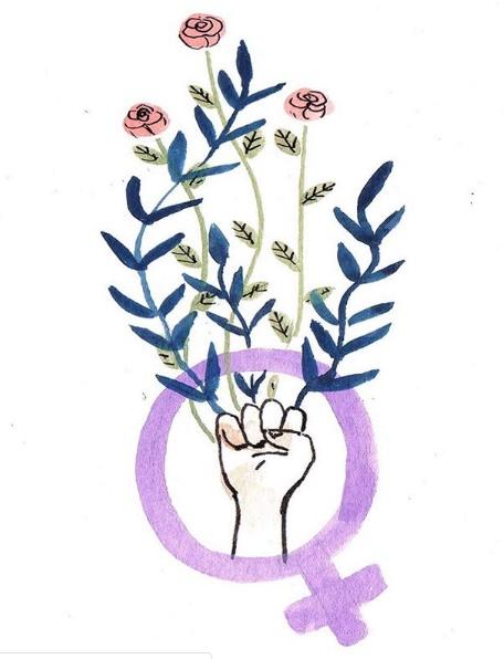 Ilustración de María Hesse.
