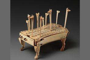 Perros y Chacales, juego de mesa egipcio.
