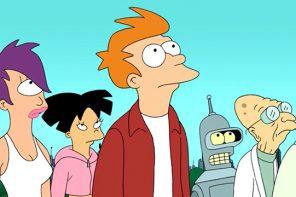 ¿Está aquí la filosofía Futurama del año 3000?