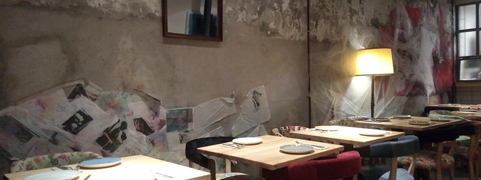 Restaurante La Nobia.