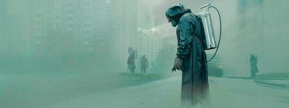 'Chernobyl', miniserie de HBO.