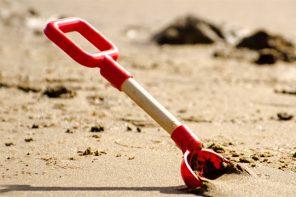Juegos de playa sin tocar la arena