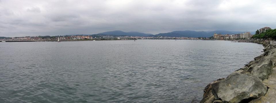Costa de Hendaya