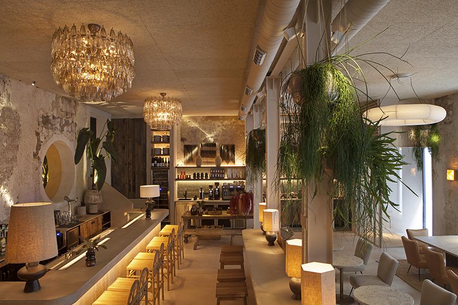 Imagen de la galería del restaurante Aüakt.