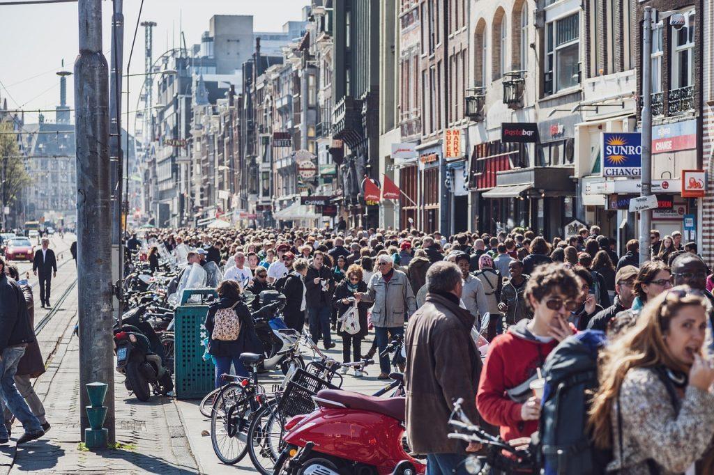 Undertourism. Ámsterdam.