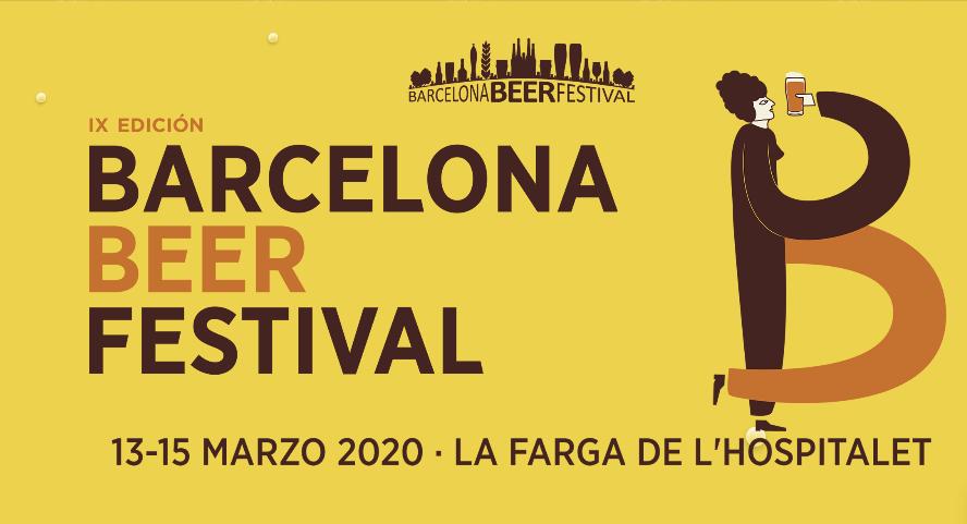 Barcelona Beer Festival.
