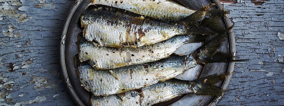 Punto del pescado.