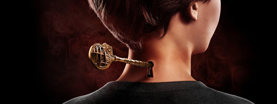 Serie Locke & Key.