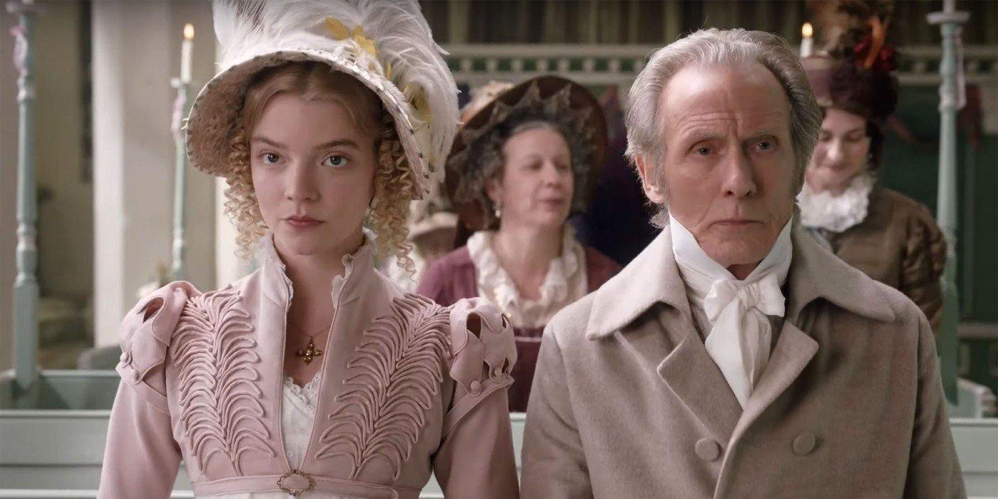 Fotograma de 'Emma', la nueva adaptación de una obra de Jane Austen.