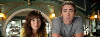 Pushing daisies.