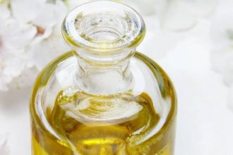 Aceite CBD para cosmética.