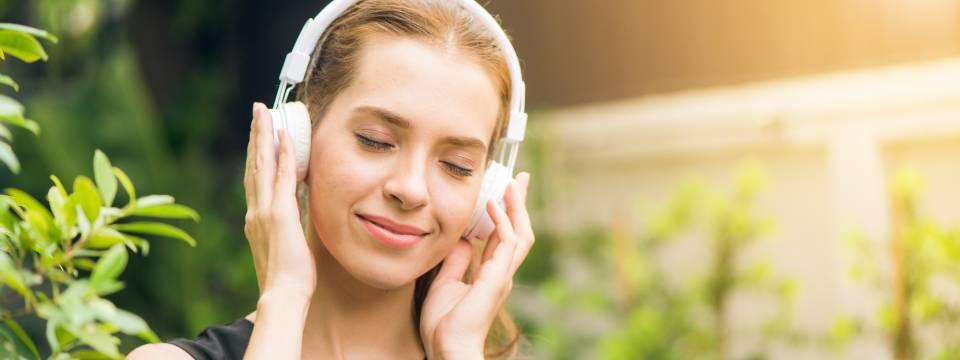 Música relajante.