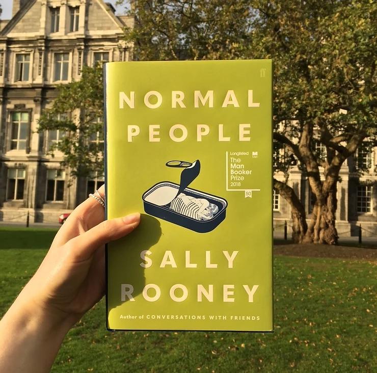 Gente normal. Sally Rooney.