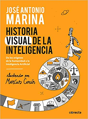 Libro Historia visual de la inteligencia.