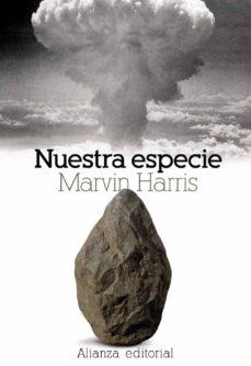 Libro Nuestra Especie.