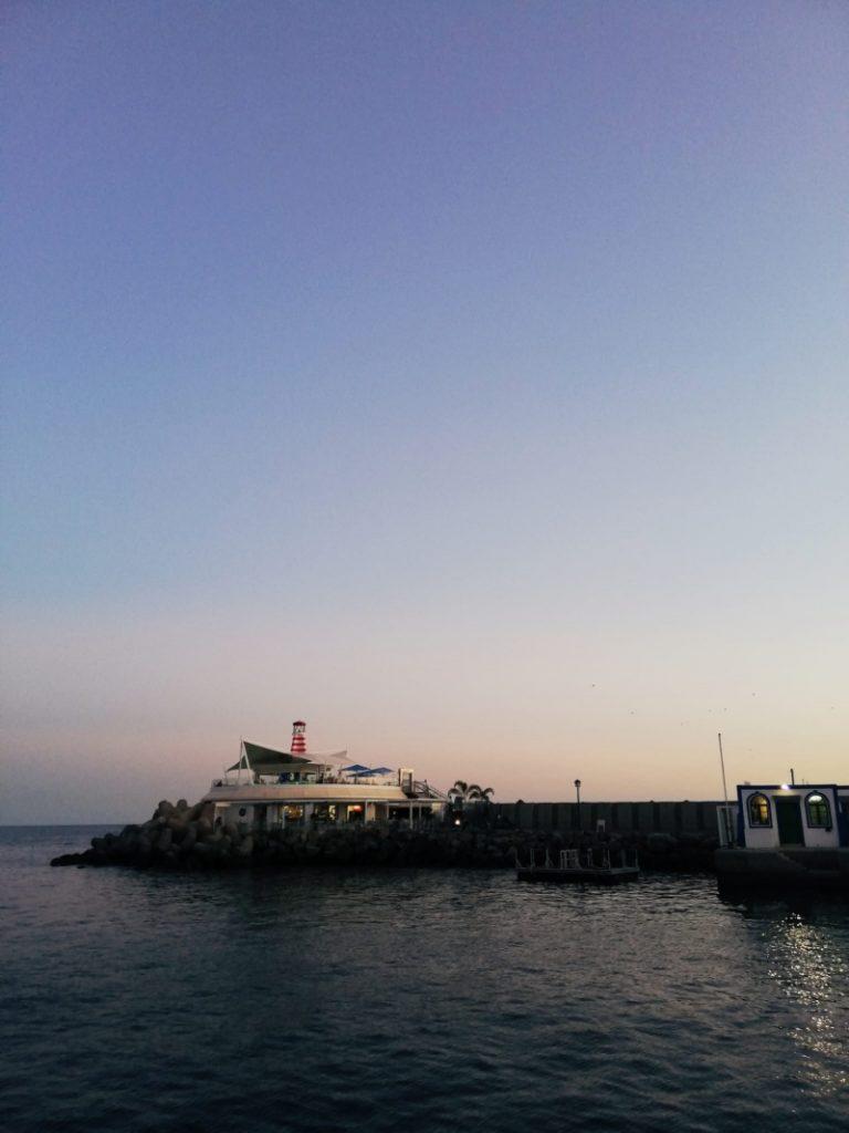 Puerto de Mogán.